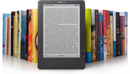 Amazon Kindle and Digital Books