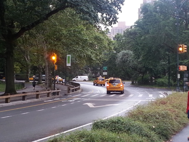 CENTRAL PARK - NEW YORK - PHOTO CREDIT - J. SALLETTE