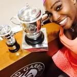 French Open – 2015 – Serena Williams wins 20th Major