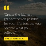 8 Inspiring Quotes from Oprah Winfrey