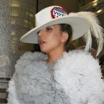 Lady Gaga – Get Out and Vote Outfit Turns Heads