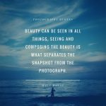 Quote: Matt Hardy- Beauty and Photography